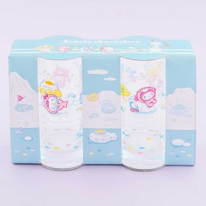 Sanrio Characters Ice Friends Glass Set
