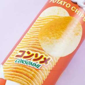 Chip Star Potato Chips - Consomme / Large
