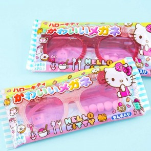 Ulido Hello Kitty Glasses With Candy Set
