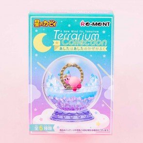 Re-Ment Kirby Terrarium Collection