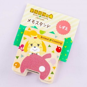 Animal Crossing Isabelle Apple Clip
