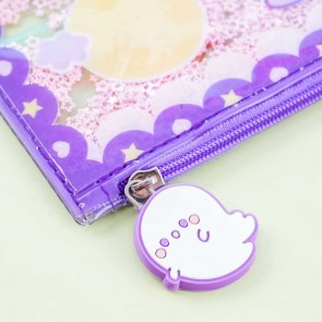 Spooktacular Witch Aiko Sparkly Pouch