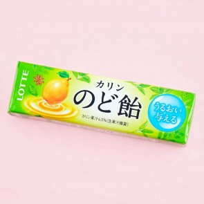 Lotte Throat Candy - Stick Pack