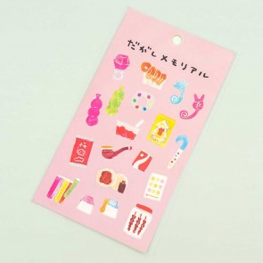 Delicious Candy Stickers