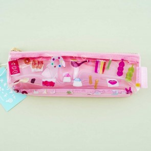 Delicious Shopping Street Pencil Case - Traditional Candy
