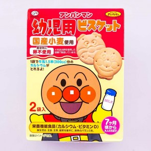 Anpanman Baby Biscuits