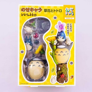 My Neighbor Totoro Stack Up Characters Toy Set