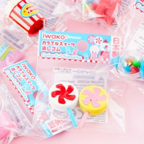 Colorful Sweets Eraser
