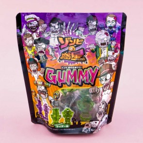 Zombie Planet Halloween 3D Gummy Candy Pack