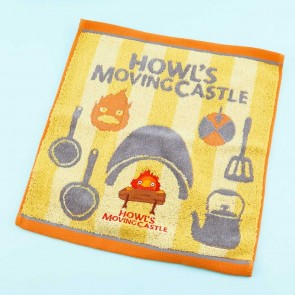 Howl's Moving Castle Kitchen Hand Towel