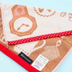 Kiki's Delivery Service Baked Bread Hand Towel