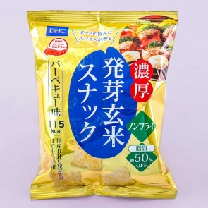 DHC Rich Germinated Brown Rice Snacks - Barbeque