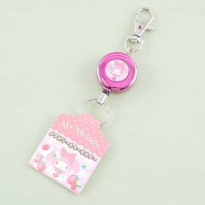 My Melody Retractable Key Holder