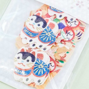 Traditional Sticker Flakes