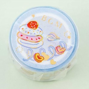 BGM Masking Tape - Colorful Cookies