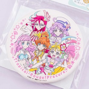 Tropical-Rouge! Pretty Cure Coaster