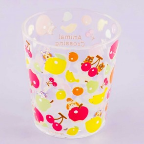 Animal Crossing Transparent Fruity Cup