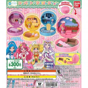 Healin' Good PreCure Compact House Gachapon