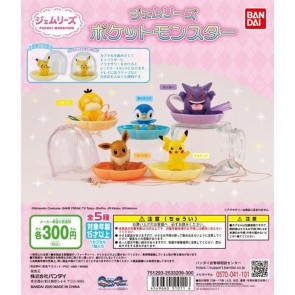 Pokémon Gemlies in Gachapon Capsule