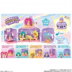 PreCure Town Playroom Assembly Toy