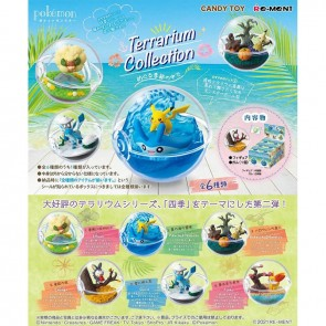 Re-Ment Pokémon Terrarium Collection - In The Changing Seasons