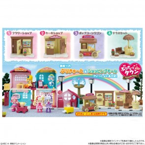 PreCure Town Shop Assembly Toy