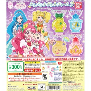 Healin' Good Pretty Cure Element Bottle Charm 3 Gachapon