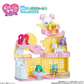 PreCure Town Amusement Park Assembly Toy