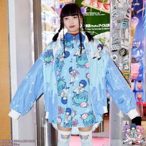 ACDC Rag Blood Subculture-Chan Jacket