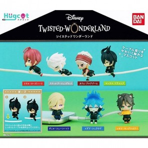 Twisted Wonderland Riding Cable Cover Gachapon
